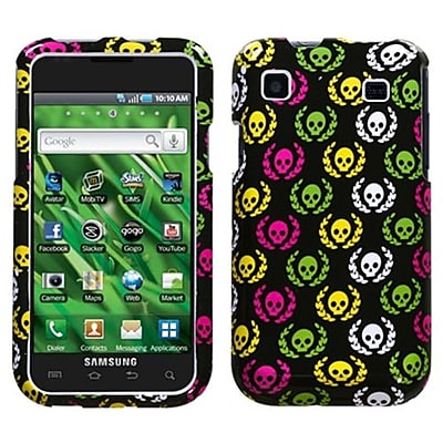 Insten Phone Protector Case For Samsung T959 (Vibrant)/T959V (Galaxy S 4G), Cute Skulls 1408133