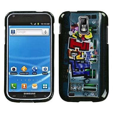 Insten® Phone Protector Case For Samsung T989, Money Talks
