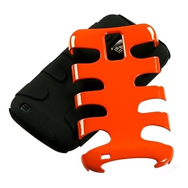Insten® Fishbone Phone Protector Cases For Samsung T989 Galaxy S2