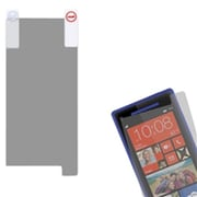 Insten® Anti-Grease LCD Screen Protector For HTC Windows Phone 8X, Clear