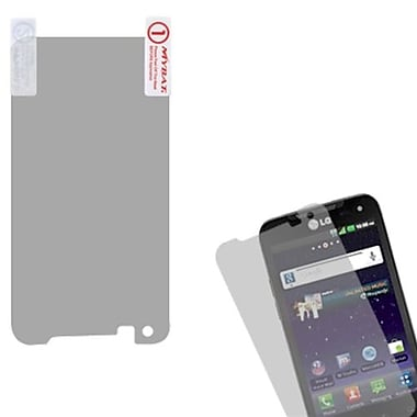 Insten® Anti-Grease LCD Screen Protector For LG MS840, Clear