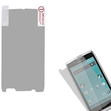Insten® Anti-Grease LCD Screen Protector For Motorola XT881 Electrify 2, Clear