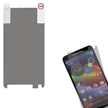 Insten® Anti-Grease LCD Screen Protector For Motorola XT901 Electrify M, Clear