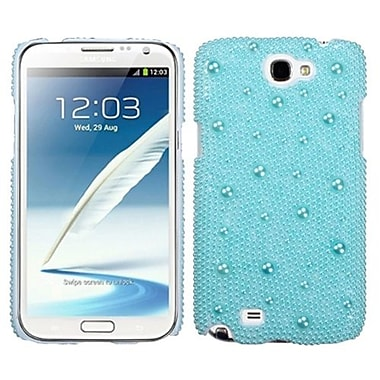 Insten® Diamante Back Protector Cases For Samsung Galaxy Note II