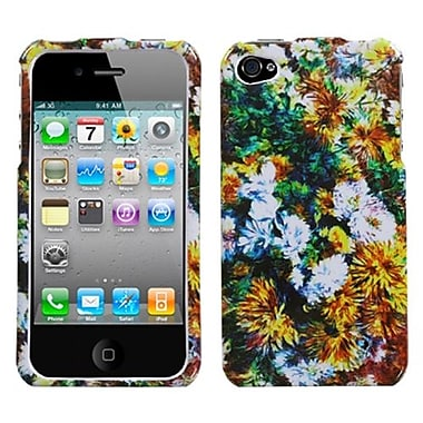 Insten® Phone Protector Cover F/iPhone 4/4S, Beautiful Blossoms