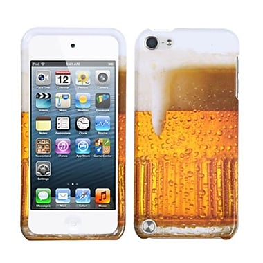Insten® Phone Protector Case For iPod Touch 5th Gen, Beer