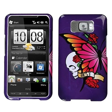 Insten® Faceplate Case For HTC HD2, Best Friend/Purple
