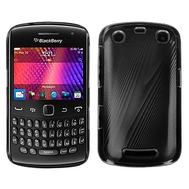 Insten® Cosmo Back Protector Case For BlackBerry 9360/9350, Black