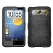Insten® Protector Case For HTC HD7/HD7S, Black Hard Diamond