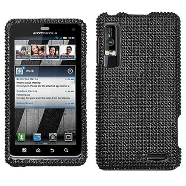 Insten® Diamante Protector Covers For Motorola XT862 Droid 3