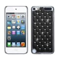 Insten® Alloy Diamond Luxurious Lattice Phone Protector Covers For iPod Touch 5th Gen