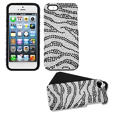 Insten® Diamante Fusion Protector Covers F/iPhone 5/5S