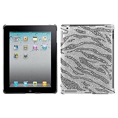 Insten® Diamante SmartSlim Back Protector Covers For iPad 2/3/4
