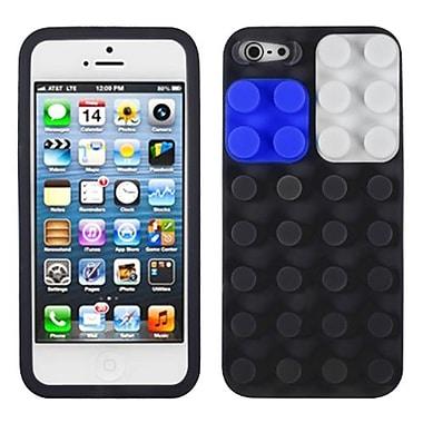 Insten® Blocks Skin Covers F/iPhone 5/5S