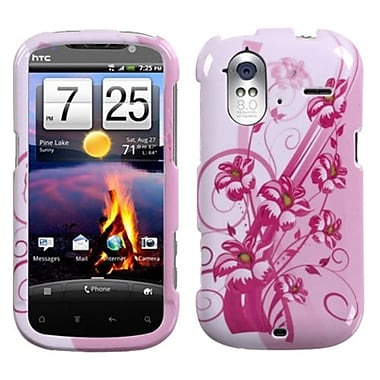 Insten® Protector Case For HTC Amaze 4G, Blooming Lily