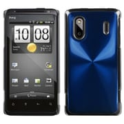 Insten® Back Protector Case For HTC Hero 4G/Kingdom/ADR6285 Hero S/EVO Design 4G, Blue Cosmo