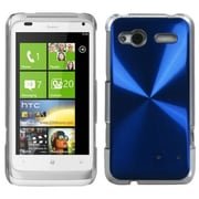 Insten® Protector Case For HTC Radar 4G, Blue Cosmo