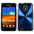 Insten® Back Protector Case For Samsung D710 Epic 4G Touch/R760 Galaxy S II, Blue Cosmo