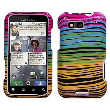 Insten® Protector Cases For Motorola MB525 Defy