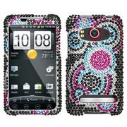 Insten® Diamante Protector Case For HTC EVO 4G, Bubble