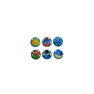 Insten® Button Stickers-Set 015 For iPod Touch/iPhone/iPad