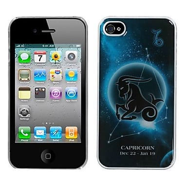Insten® Horoscope Collection Dream Back Protector Cover F/iPhone 4/4S, Capricorn