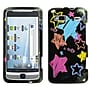 Insten® Protector Case For HTC G2/Vision, Black Chalkboard