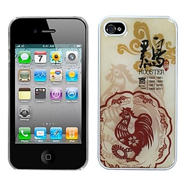 Insten® Chinese Zodiac Collection Dream Back Protector Covers F/iPhone 4/4S