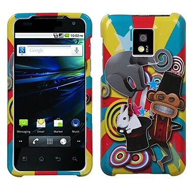 Insten® Protector Case For LG P999 G2X, Circus