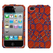 Insten® Phone Protector Cover F/iPhone 4/4S, Cobblestone