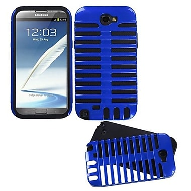 Insten® Fusion Dual Layer Hybrid Phone Protector Cases F/Samsung Galaxy Note II T889