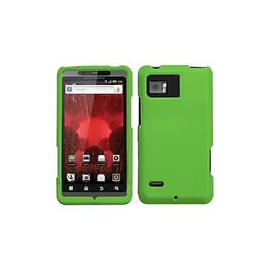 Insten® Faceplate Case For Motorola XT875 Droid Bionic, Dr Green