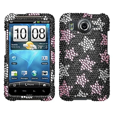 Insten® Protector Case For HTC Inspire 4G, Rhinestones