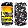 Insten® Diamante Protector Case For HTC myTouch 4G,