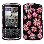 Insten® Faceplate Case For Motorola XT610 Droid Pro, Flower Wall