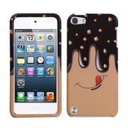 Insten® Phone Protector Case For iPod Touch 5th Gen, Fudge Delight