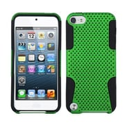 Insten® Astronoot Phone Protector Cover For iPod Touch 5th Gen, Green/Black