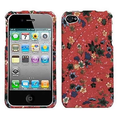 Insten® Phone Protector Cover F/iPhone 4/4S, Holiday Harvest