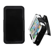 Insten® Style 2 Holster For iPhone 4/4S