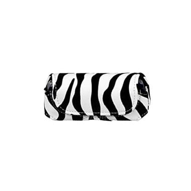 Insten® Argyle Horizontal Pouch, (6215) Zebra