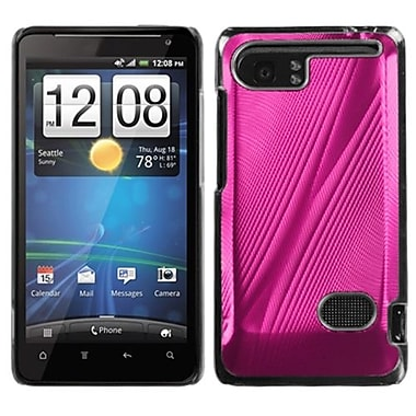 Insten® Protector Case For HTC Vivid, Hot-Pink Cosmo