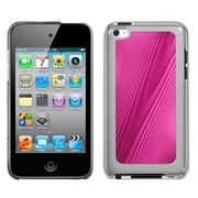 Insten® Cosmo Back Protector Cover For iPod Touch 4th Gen, Hot-Pink