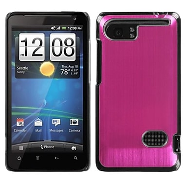 Insten® Back Faceplate Case For HTC Vivid, Hot-Pink Cosmo