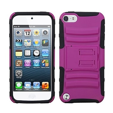 Insten® Advanced Armor Stand Protector Covers For iPod Touch 5th Gen