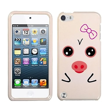 Insten® Phone Protector Case For iPod Touch 5th Gen, Hungry Piggy