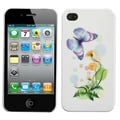 Insten® Phone Back Protector Covers F/iPhone 4/4S