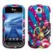 Insten® Protector Case For HTC myTouch 4G Slide, Jumpy