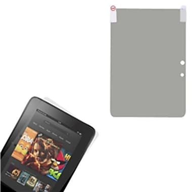 Insten® Custom Fit Screen Guard Protector For Amazon Kindle Fire HD, Clear