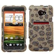 Insten® Protector Case For HTC EVO 4G LTE, Rhinestones