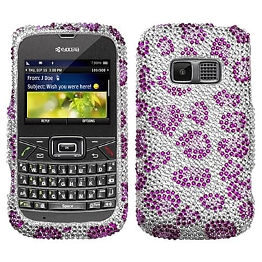 Insten® Diamante Protector Covers For Kyocera S3015 Brio